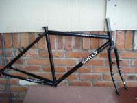 Black 2011 Surly Long Haul Trucker Frameset - Frame &
