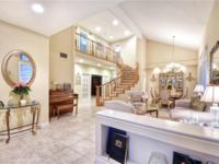 This beautiful family home is located in the