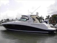 2006 Sea Ray 44 SUNDANCER Brand new to the market. This