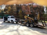 I have a 2005 Caterpillar 226B Skid steer with a