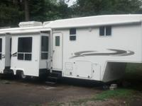 Excel Limited by Peterson Ind. Model 36CLO 5th Wheel