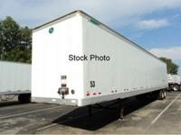 2006 Great Dane 53ft. Dry Van Trailer ($11,500)Pine