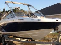 2009 Yamaha's 212X Jet-boat Asking $28,000 willing to