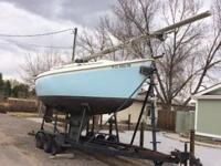 Please call owner Scott at . Boat is in Denver