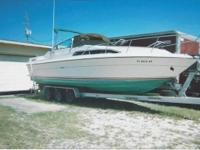 Please call owner Matt at . Boat is in Pinellas Park,