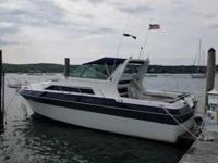 Please call owner Tom at . Boat Location: Cedar Beach,