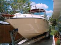 Please call owner EVELYN at  or . Boat is in Bradenton,