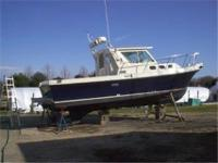 Please call owner Robert at . Boat is in Cutchogue,