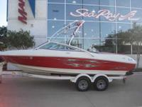 2007 Sea Ray 205 SPORT There's fun for everyone on this