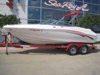 2007 Chaparral 210SSI Truly a gem of a Chaparral that
