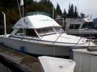 Very popular fishing yacht with excellent cruising