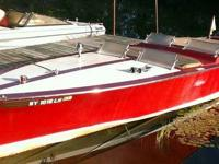 28 foot v8 powered 275 horsepower sport boatlocated on