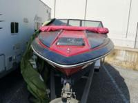 28' 1987 IMP Eleganza Cruise Boat Two- 350 Mercury V8