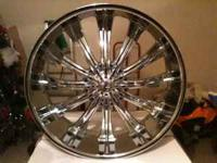 i have a pair of 28 inch rims 6 lugs selling for 2600