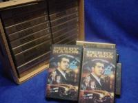 Now selling my collection of 28 Vintage Perry Mason VHS