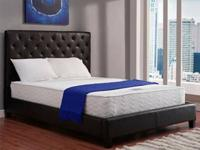 SUPER comfortable, new and LIGHTLY used queen mattress