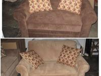 New Sleeper Sofas ? Twin Size - Tan Colored & Chocolate