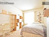 PRIVATE ROOM W/BATHROOM IN FULLY FURNISHED 3BDR/2BR.