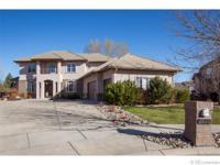 WOW! Spectacular 2 story home in the Ranch Reserve.