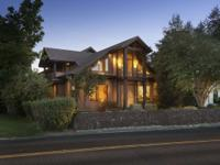 One of a kind custom residence on Crescent Rim.