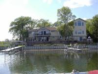 Located on the shores of beautiful Lake Metigoshe,