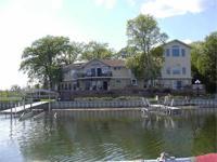 Located on the shores of beautiful Lake Metigoshe,