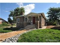 Remodeled gem in Park Hill. 4 bed/2 bath (1 non