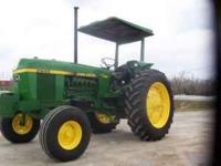 2840 JD Tractor, high/low good, good clutch, PTO good,