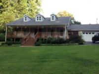 Beautiful and comfy country home on 1.87 acres. 6