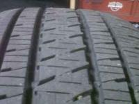 Bridgestone Deuler Alenza 285-45-22'' tires very very