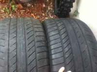 I have 2 4x4 continental tires. The size is 285/50R18.