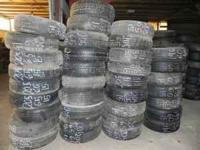 Used set of four 285/70/17 Firestone Destination AT