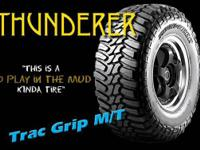 NEW 285/75R16 Thunder Mud Tires. Joe's Tires. 13761