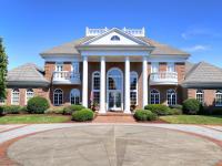 This custom-designed, 13,872 square-foot estate is