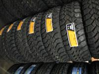 "We have 2857017 33"" tall pinnacle grizzly grip MT tires"