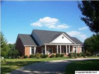 APPROXIMATELY 25 MINUTES TO SOUTH HUNTSVILLE. 4 BEDROOM