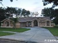 BEAUTIFUL 3 BEDROOM, 2 BATH, 2 CAR GARAGE POOL HOME IS