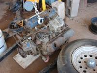 I have a 289 Motor -by the intake its dated 66  and a