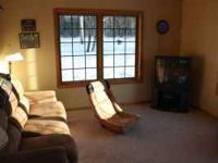 Newer 3 bedroom, 2 bath stick built home on 10 wooded