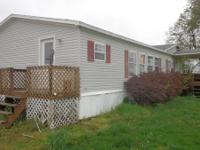 Doublewide mobile home for sale:  1999 Belmont 28x64