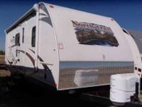 2013 HEARTLAND NORTH TRAIL 21' , WHT, Specifications