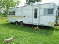 I have a nice Holiday Rambler 28ft camper for sale. Its