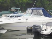This 24? Chaparral 240 Signature is located in