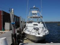 Please call owner Eddie at . Boat is in Manahawkin, New