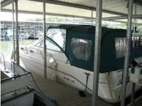 1994 Sea Ray Sundancer,1994 Sea Ray 270 Sun Dancer 29'