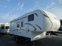 2013 Sportsman 245BH fifth wheel bunk house by KZ RV.