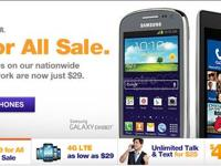 -4G LTE PHONES AS LOW AS $29!!!!   -UNLEASH YOURSELF