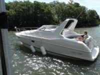 1993 Chris-Craft 33 CROWNE Chris Craft made good on
