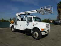 1995 International 4700, T444E, Automatic, Air Brakes,