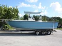 Priced to sell 1995 Pursuit 2600 Center Console in